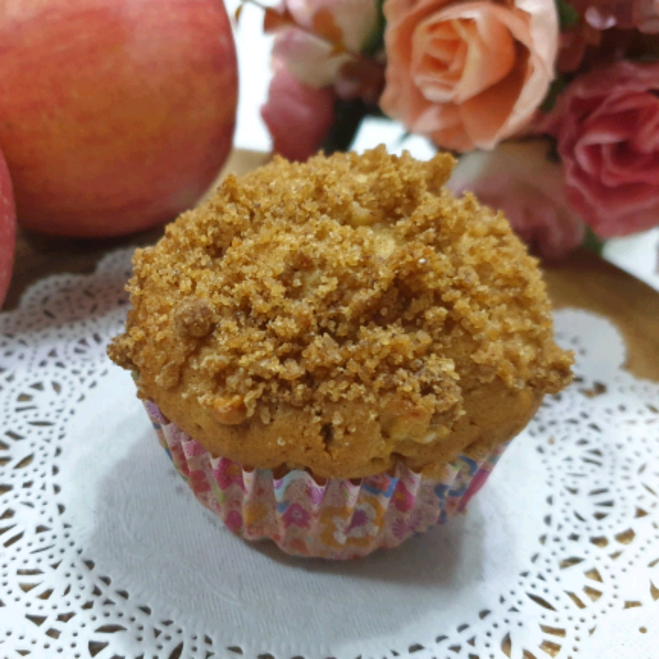 Apple Strudel Muffins katsval