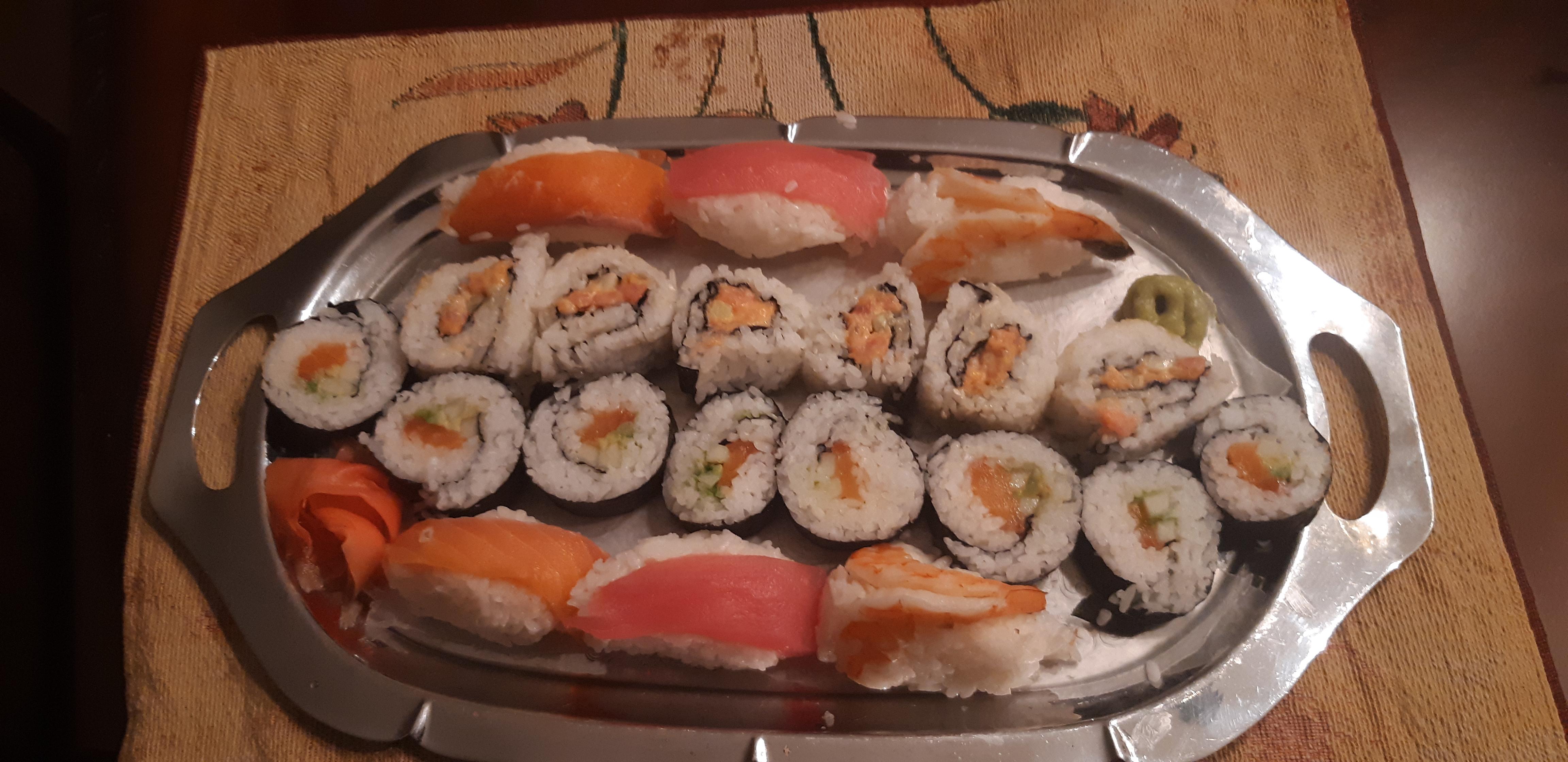 Nigiri Sushi Rosevelt Jefcoat