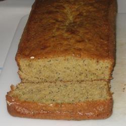Lemon Poppy Seed Amish Friendship Bread FROGHOPPER
