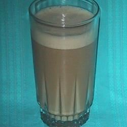 Frozen Caramel Latte sueb