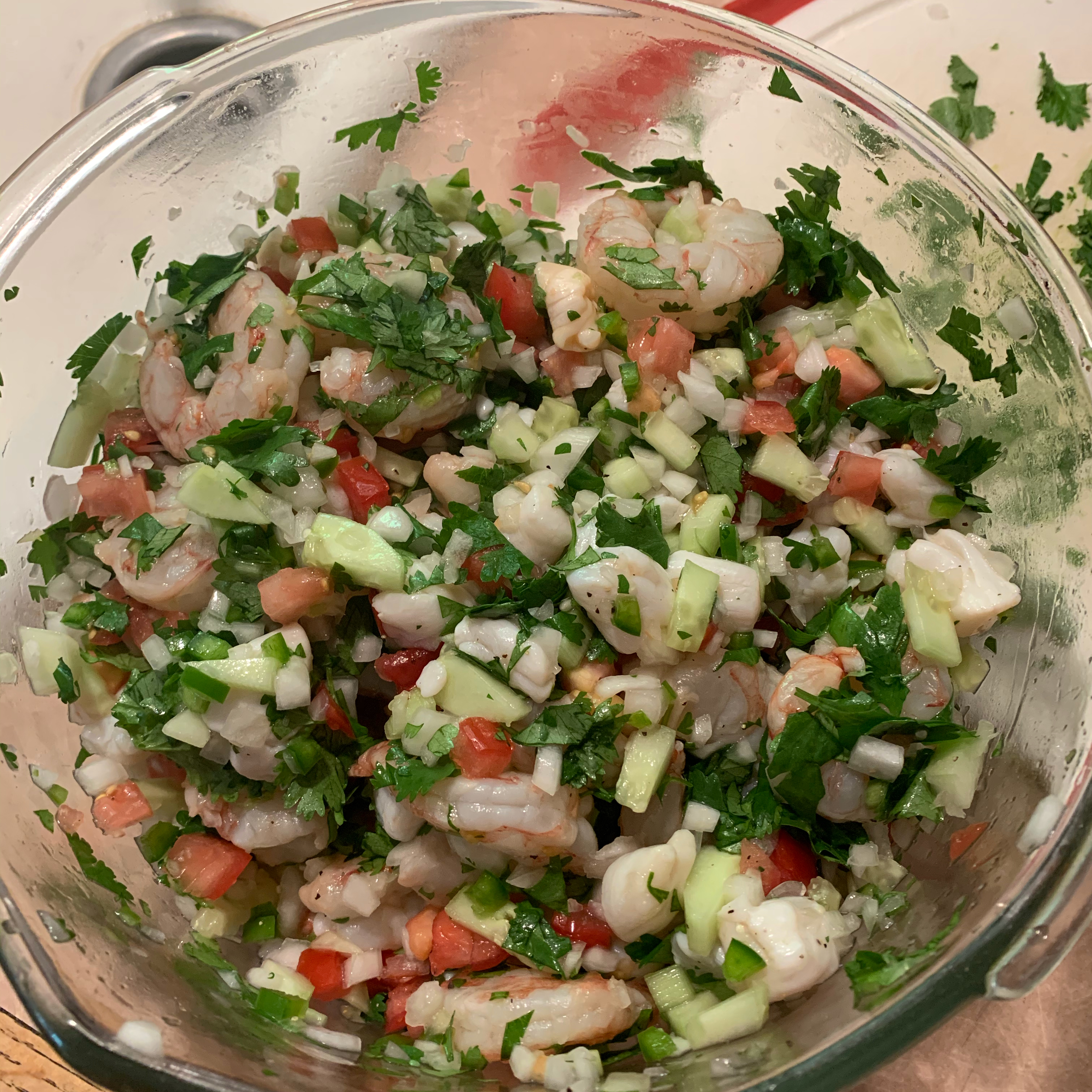 Javi's Really Real Mexican Ceviche