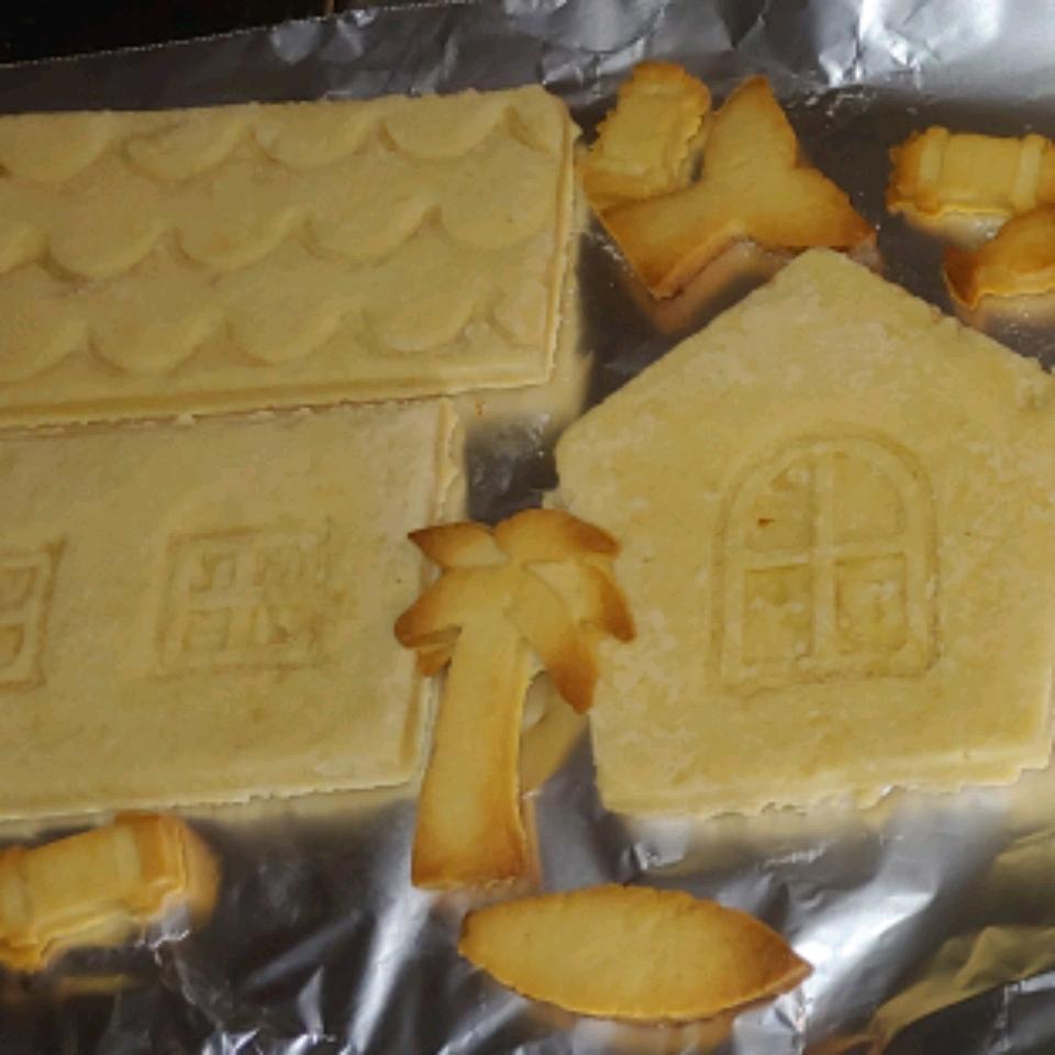 Ceramic Mold Cookies Bernie Pereira