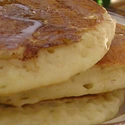 Truck-Stop Buttermilk Pancakes
