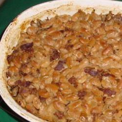 Gramma Beaton's Brown Sugar Beans Lucky Noodles
