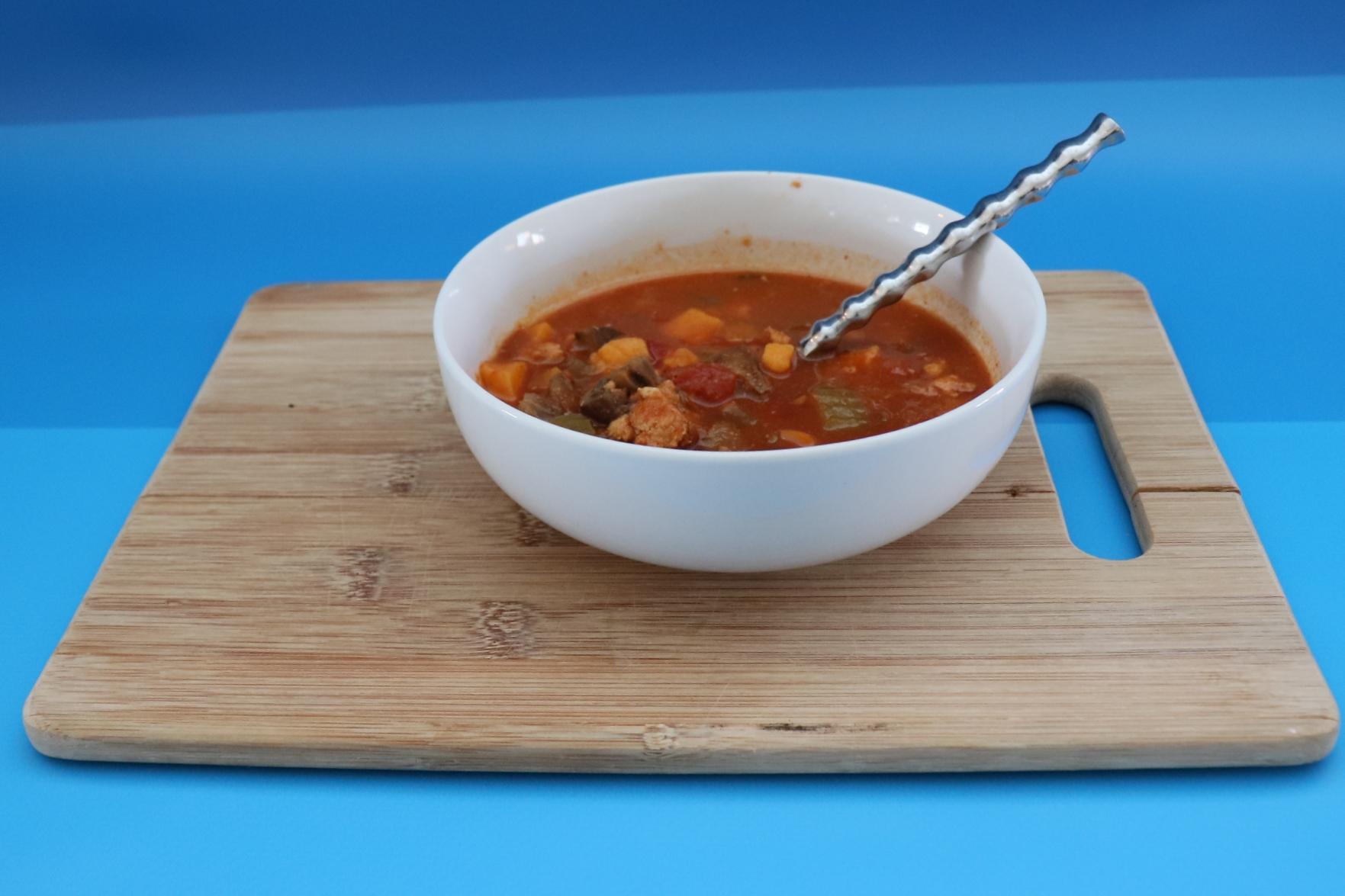 Instant Pot® Ground Chicken Chili 1010lisalynn