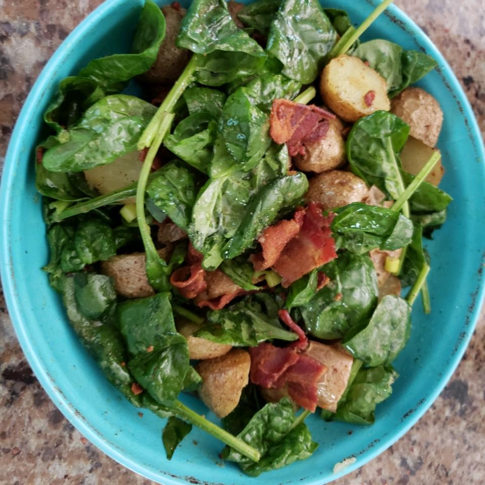 Grilled Potato Salad Sue Yim