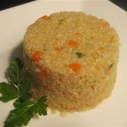 Quinoa Side Dish LYNNINMA