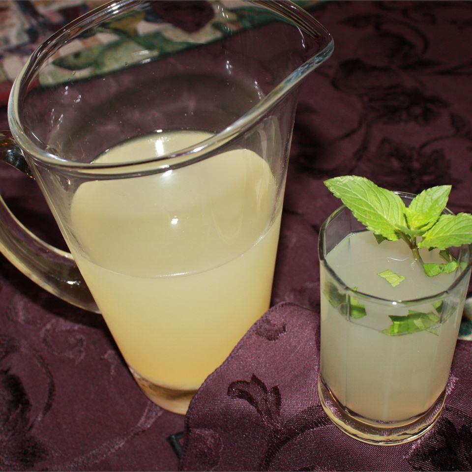 Meyer Lemonade with Mint