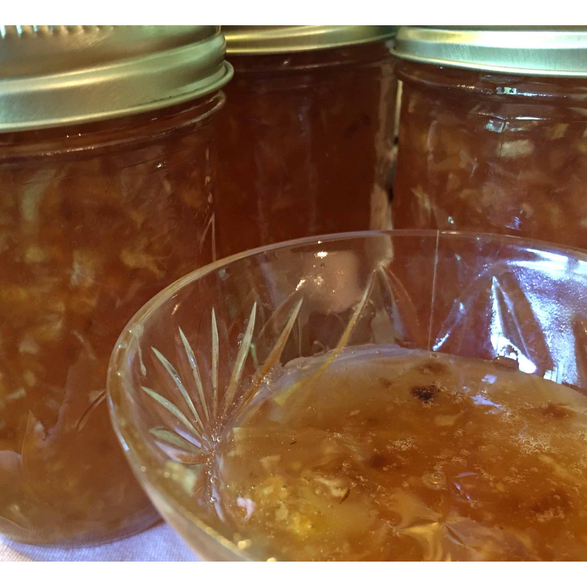 Peppy Pear Preserves