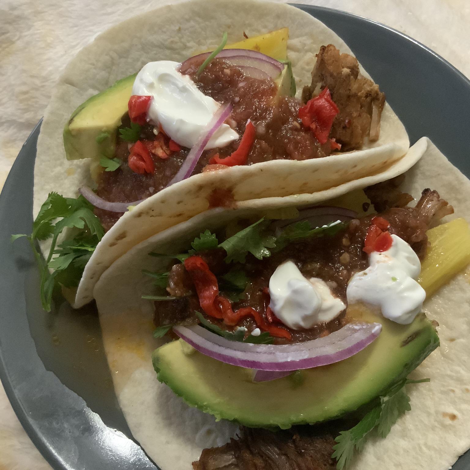 Instant Pot® Tacos al Pastor