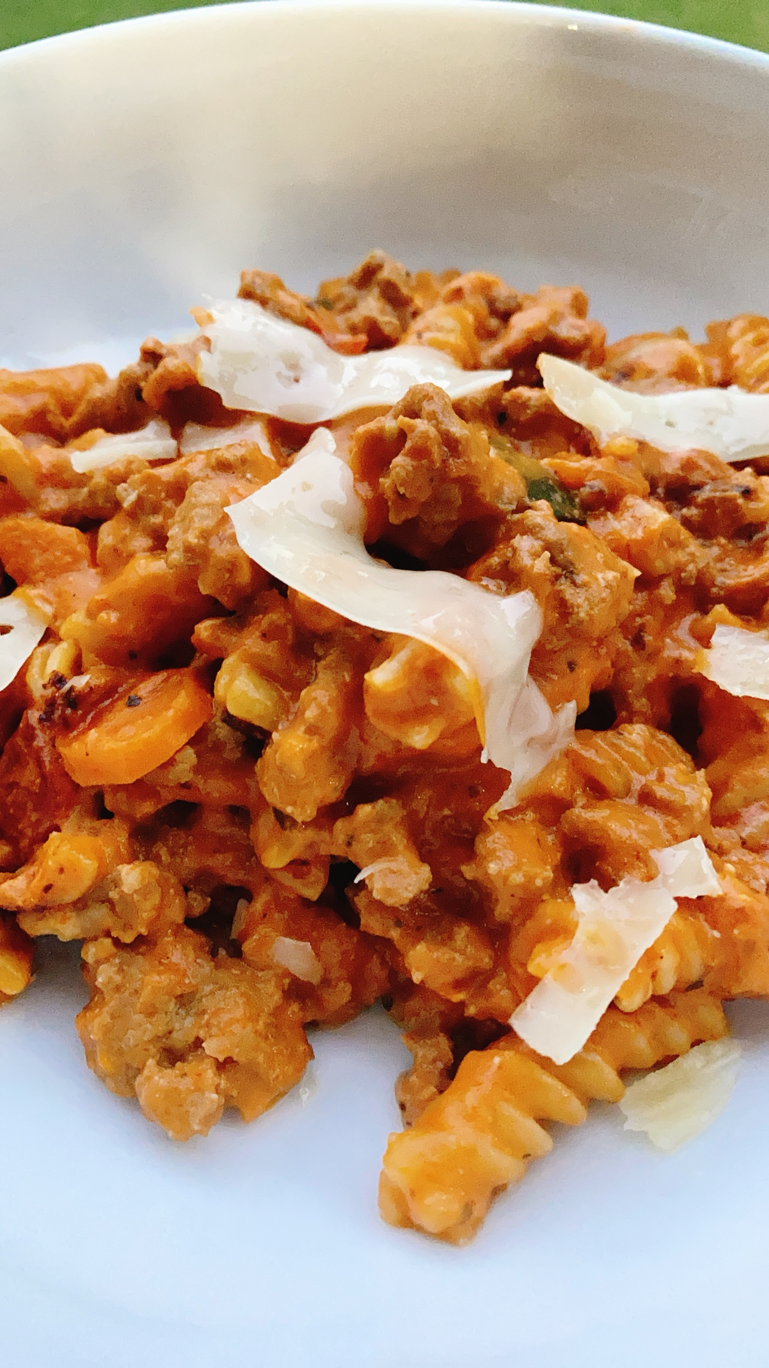 Instant Pot® Turkey Bolognese thedailygourmet