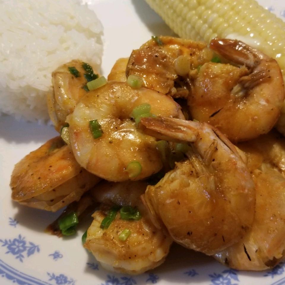 Chef John's Indoor BBQ Shrimp Henasy Gandi