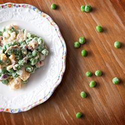 Easy Pea Salad Deanna Cathcart