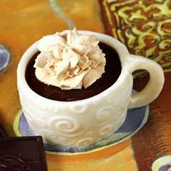 Ghirardelli® Dark Chocolate Cupcakes sweetserenade