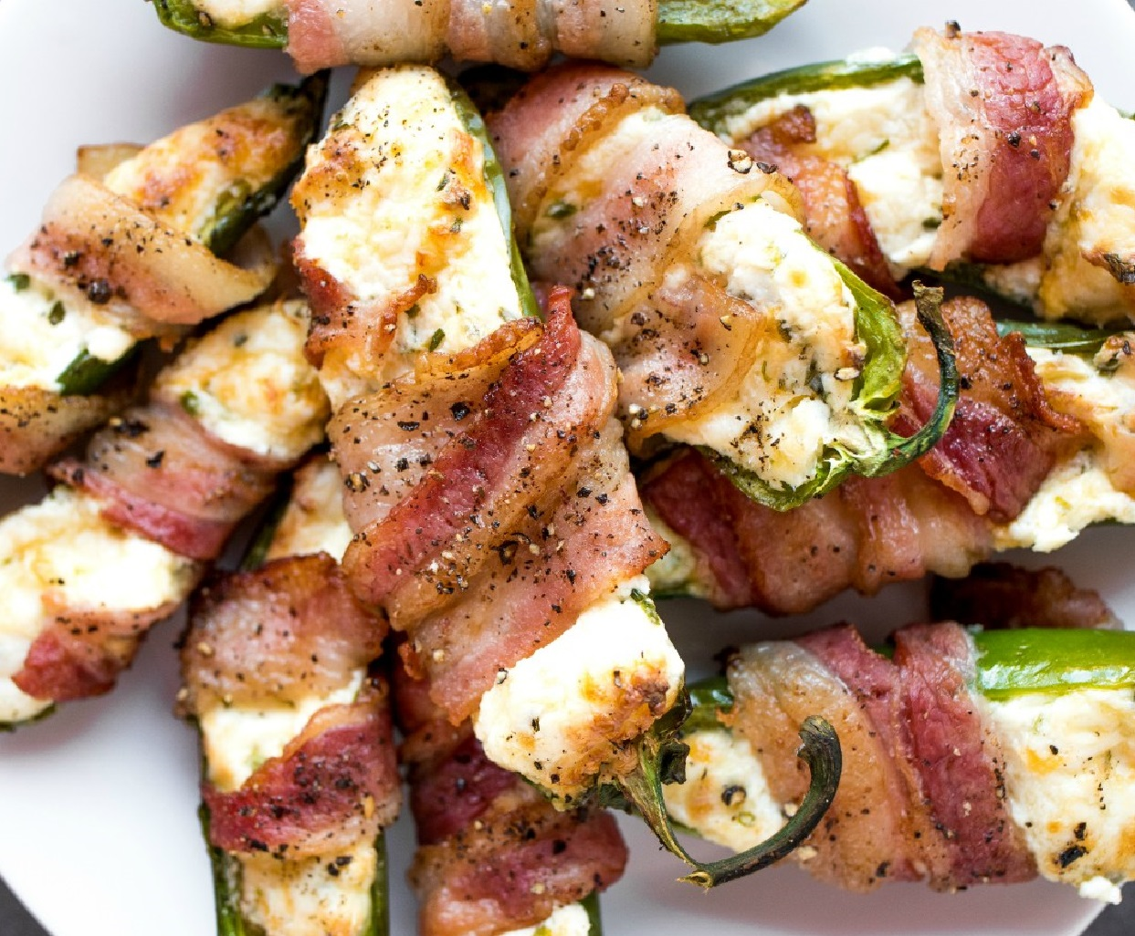 Air-Fried Jalapeno Poppers