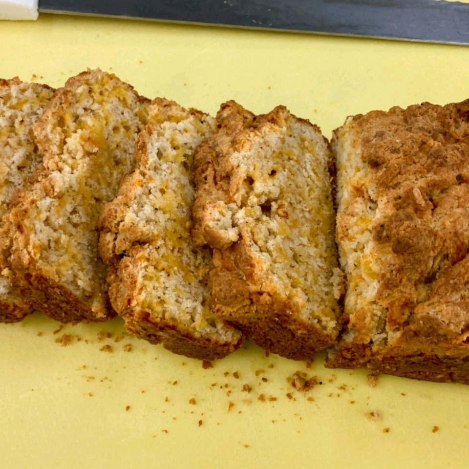 Spicy Cheese Quick Bread The Kitchen Colonel