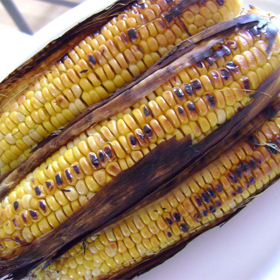 Miss Bettie's Zesty Grilled Corn Teresa Johnson