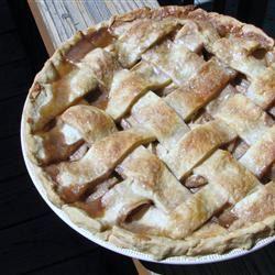 Chef John's Caramel Apple Pie Miss.Starr