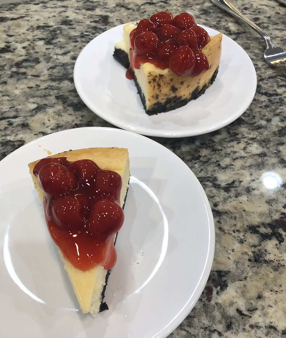 Instant Pot® New York Ricotta Cheesecake