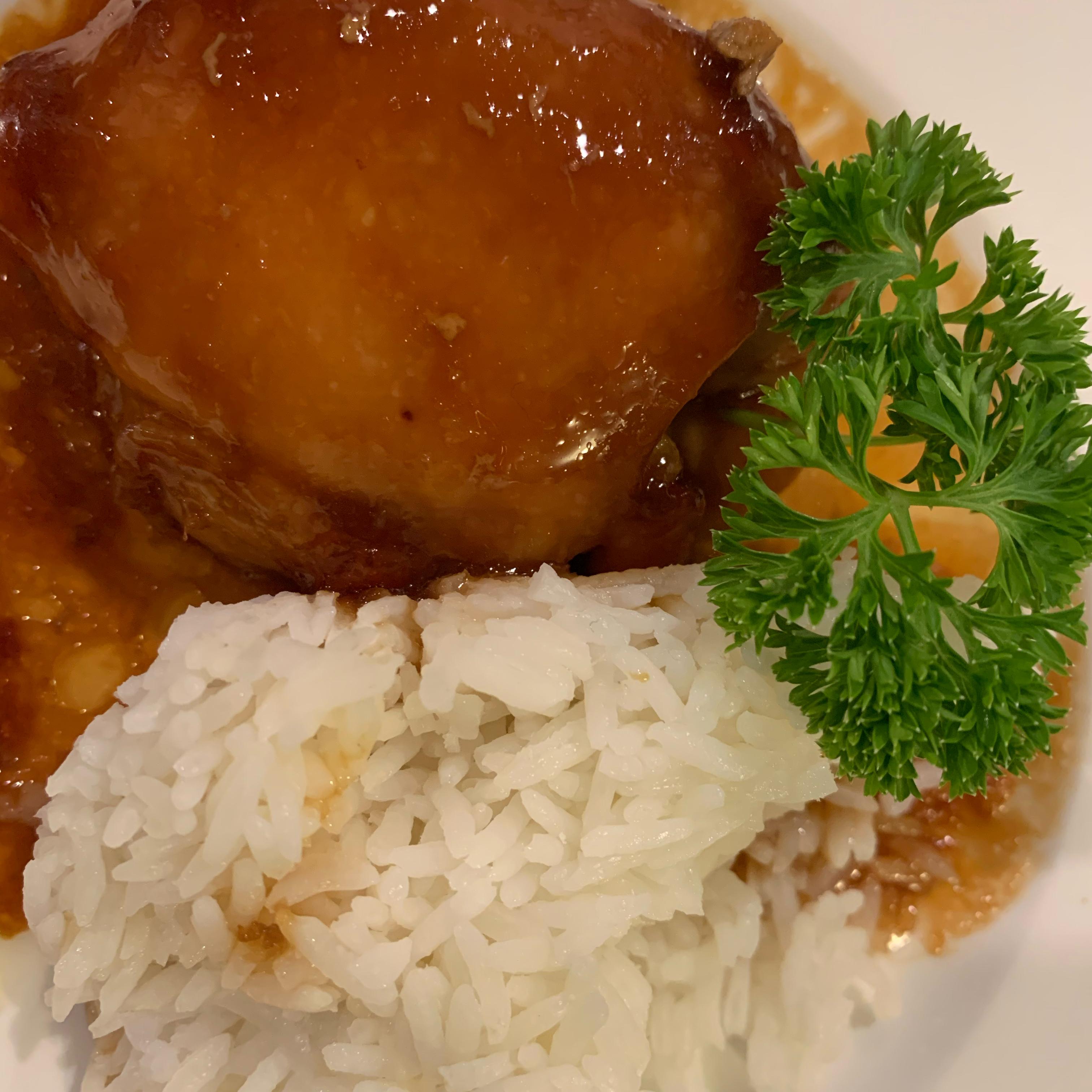 Oven-Baked Teriyaki Chicken Thighs barbara