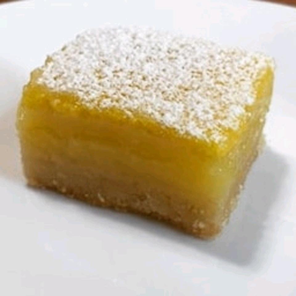 Lemon Square Bars