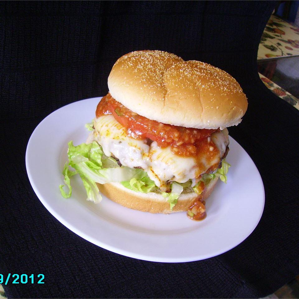 Horseradish Burgers Christina