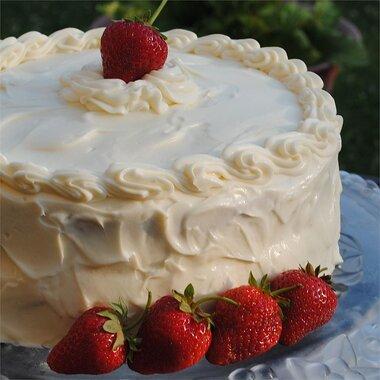 best ever strawberry cake recipe