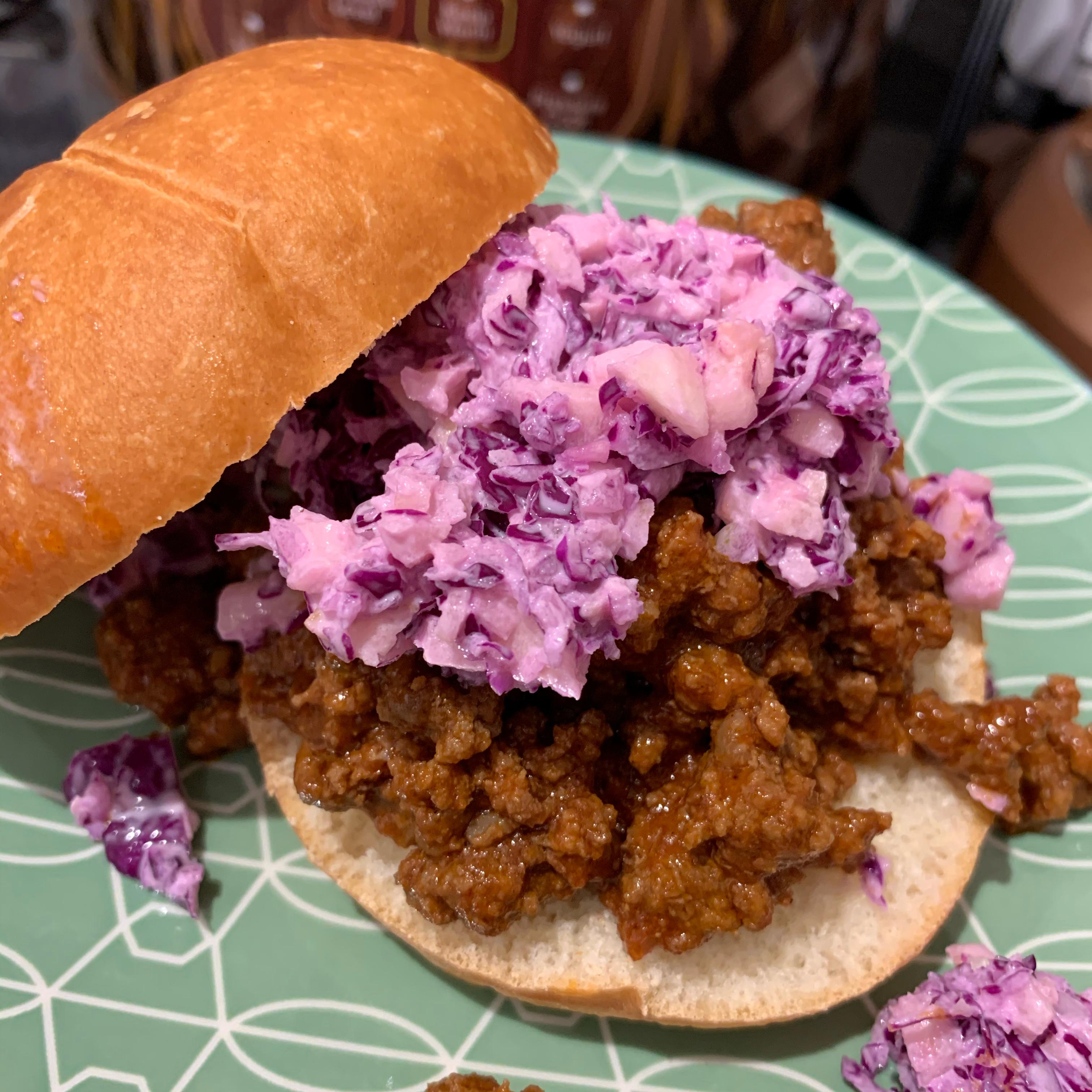Purple Apple Slaw oihaberl