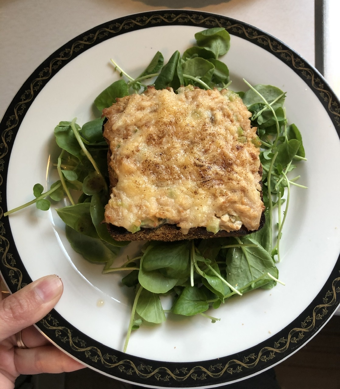 How to Make a Tuna Melt