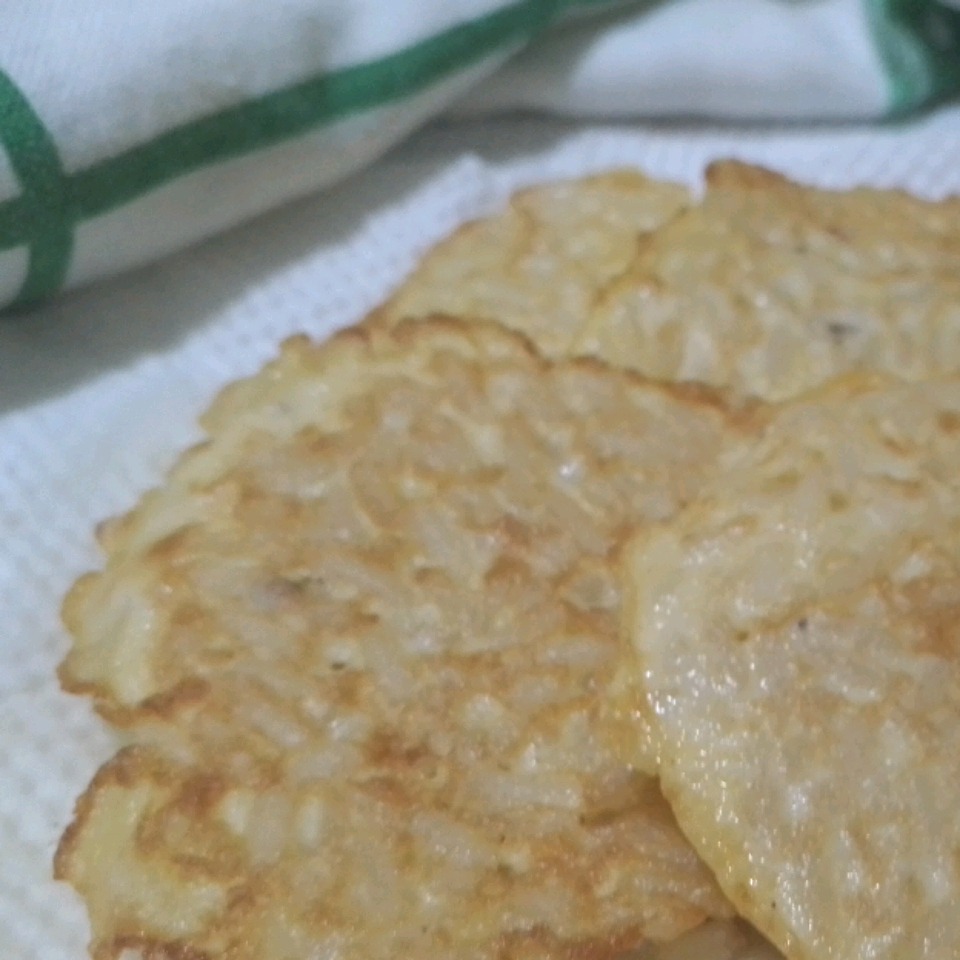 10-Minute Rice Cakes Ruthie=)