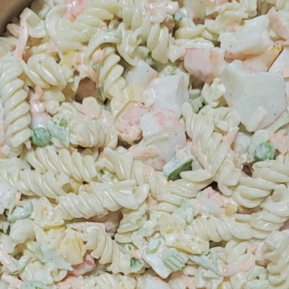 Seafood Pasta Salad Miamour