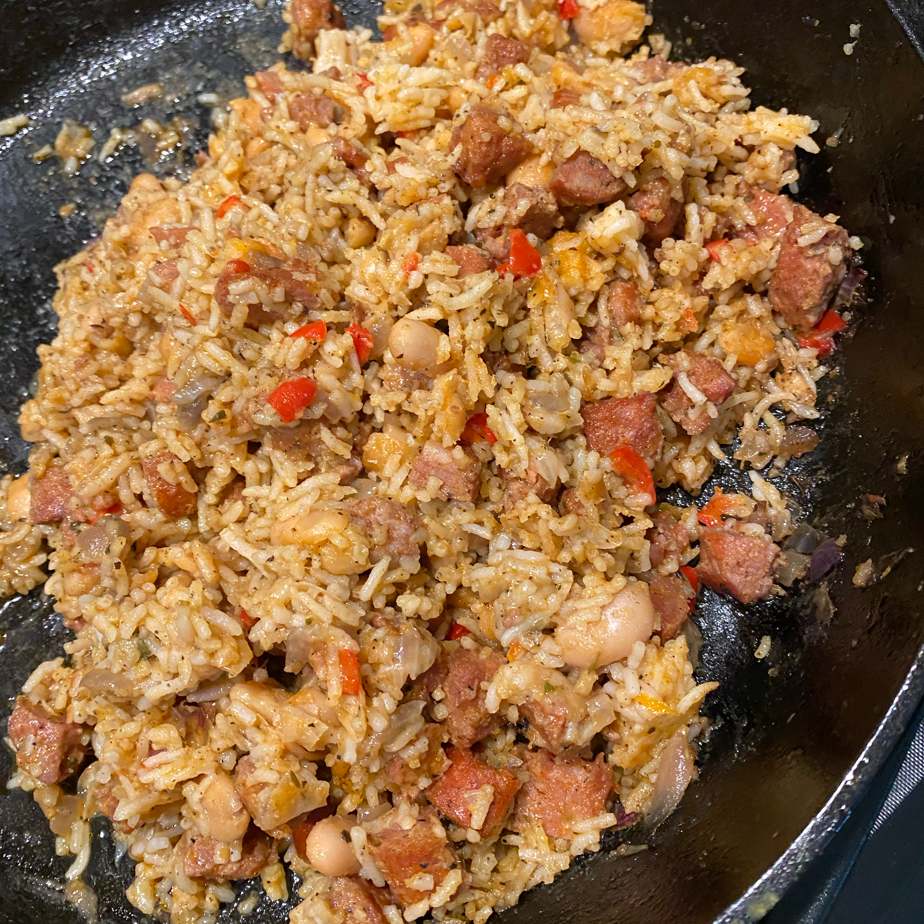 JAG (Portuguese Rice and Beans) StillTime