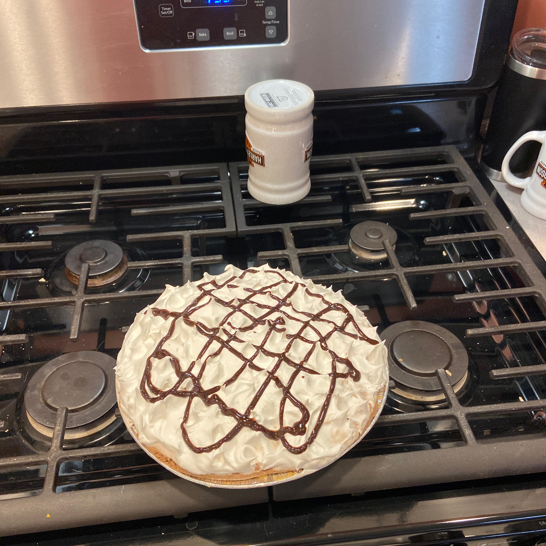 Chocolate Layered Pie michael