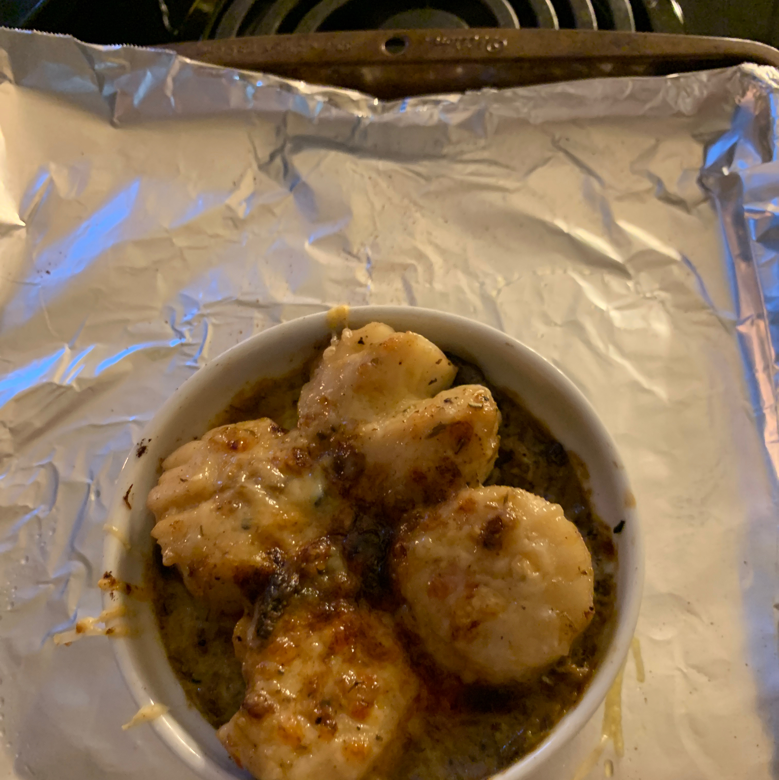 How to Make Coquilles Saint-Jacques Shirley