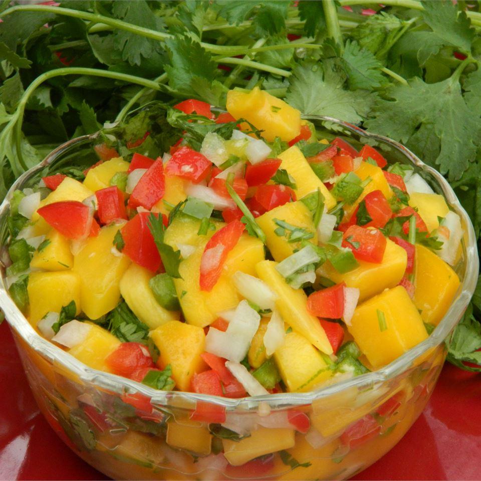 Mauigirl's Mango Salsa