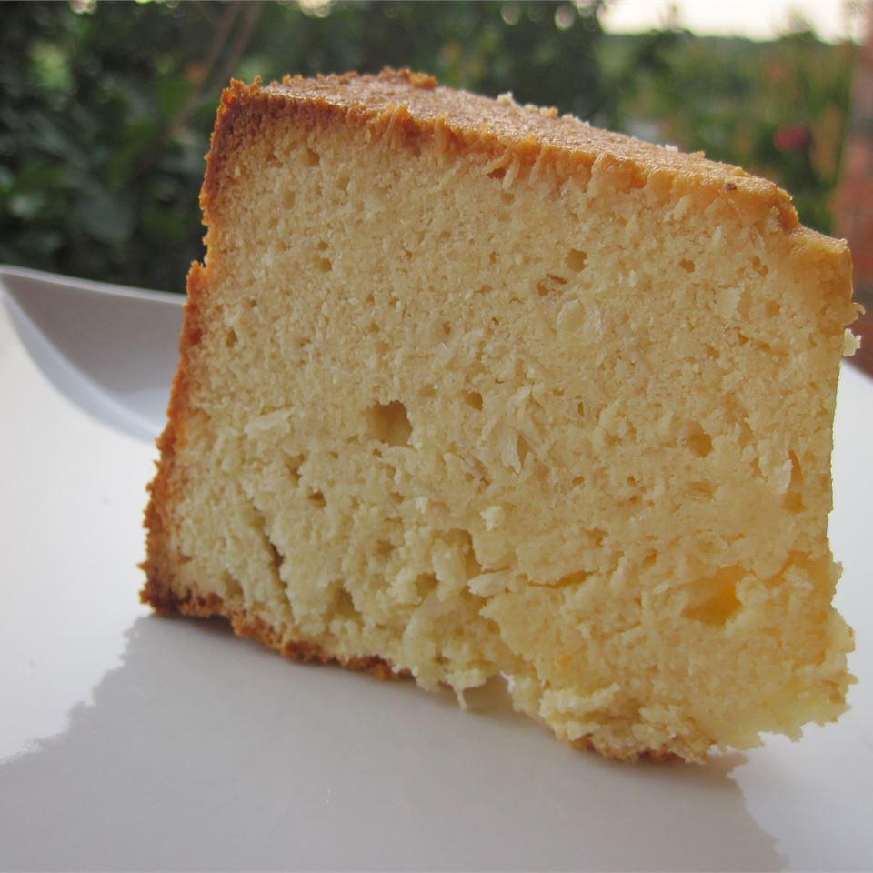 Coconut Cream Pound Cake MrsFisher0729