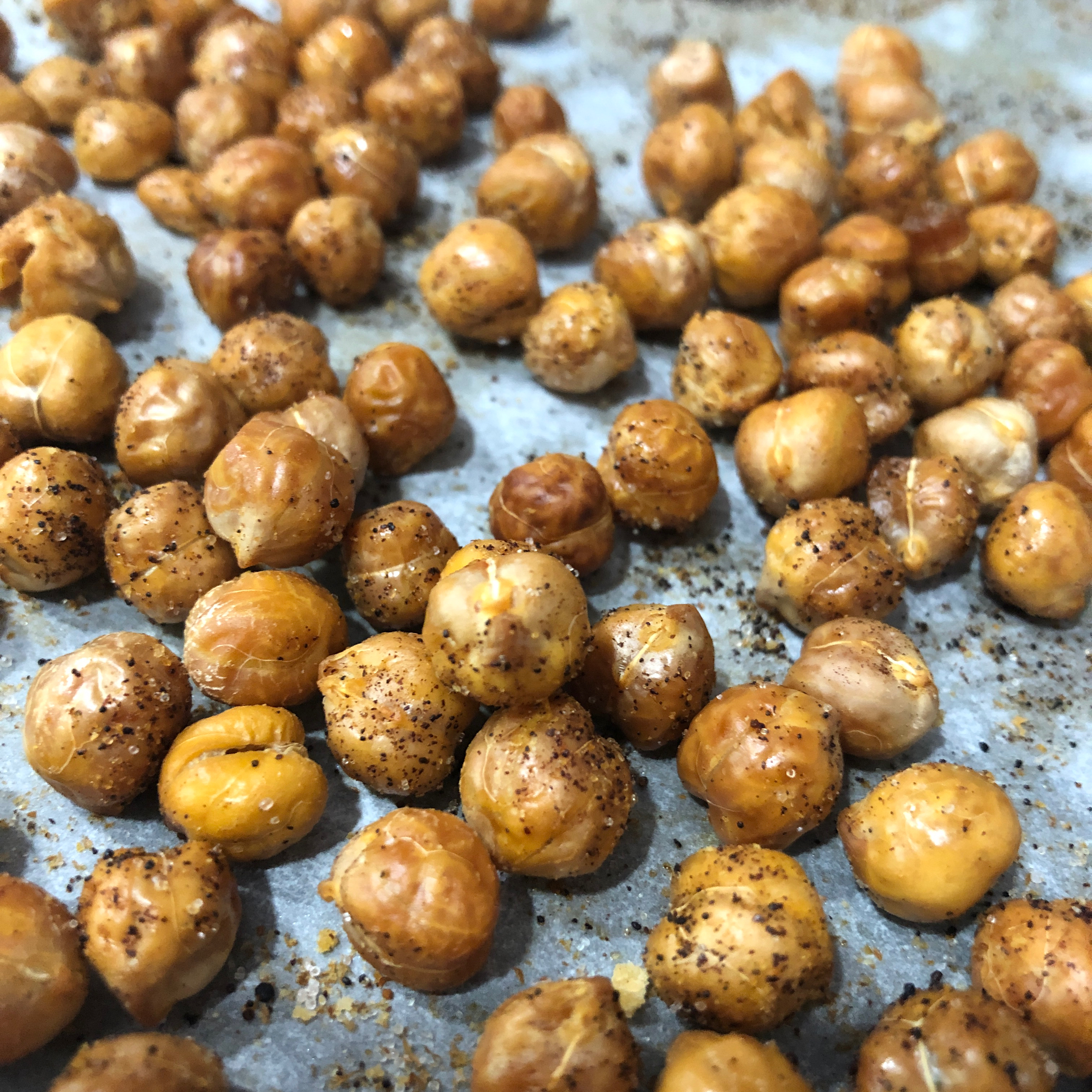 Perfectly Dry Roasted Chickpeas paula45870