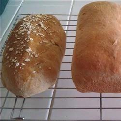 Honey Oatmeal Bread II ruthmsl