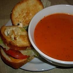 cream of tomato soup recipe