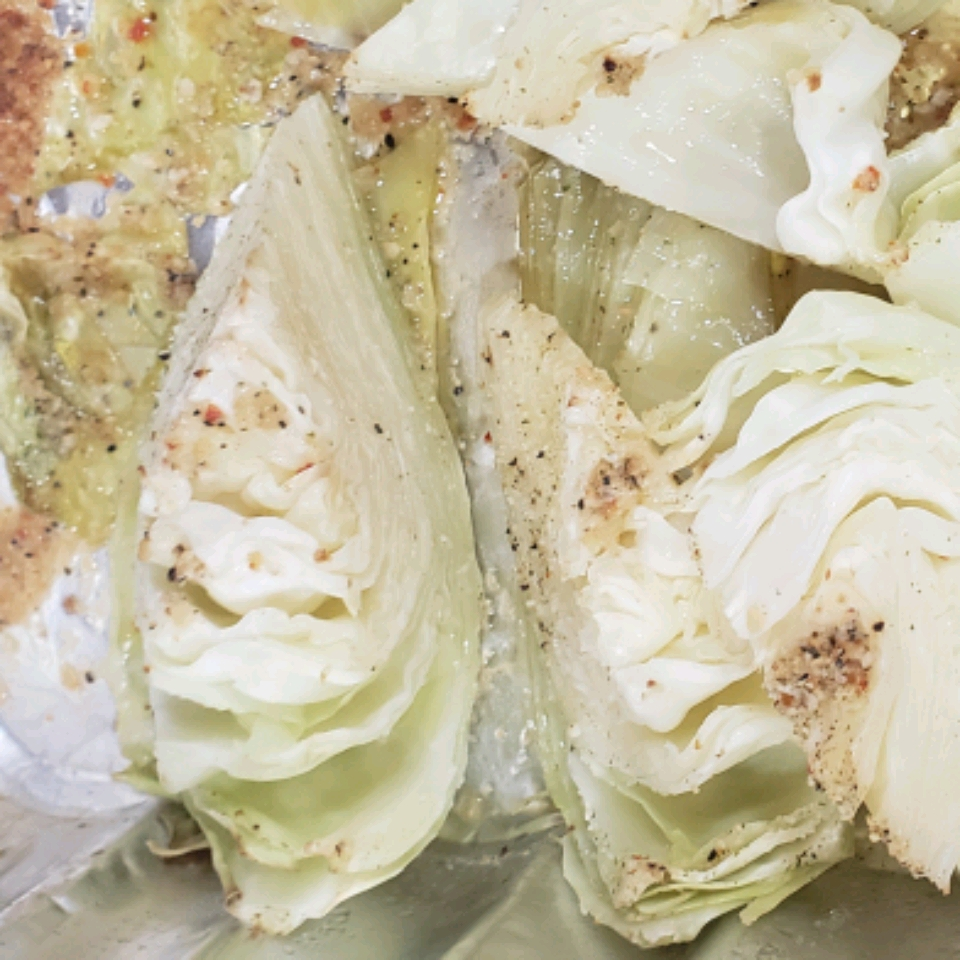 Summer Grilled Cabbage JRay