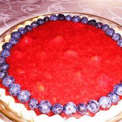 Deep Dish Strawberry Pie jenni