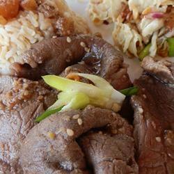 Korean BBQ Beef (Pul-Kogi)