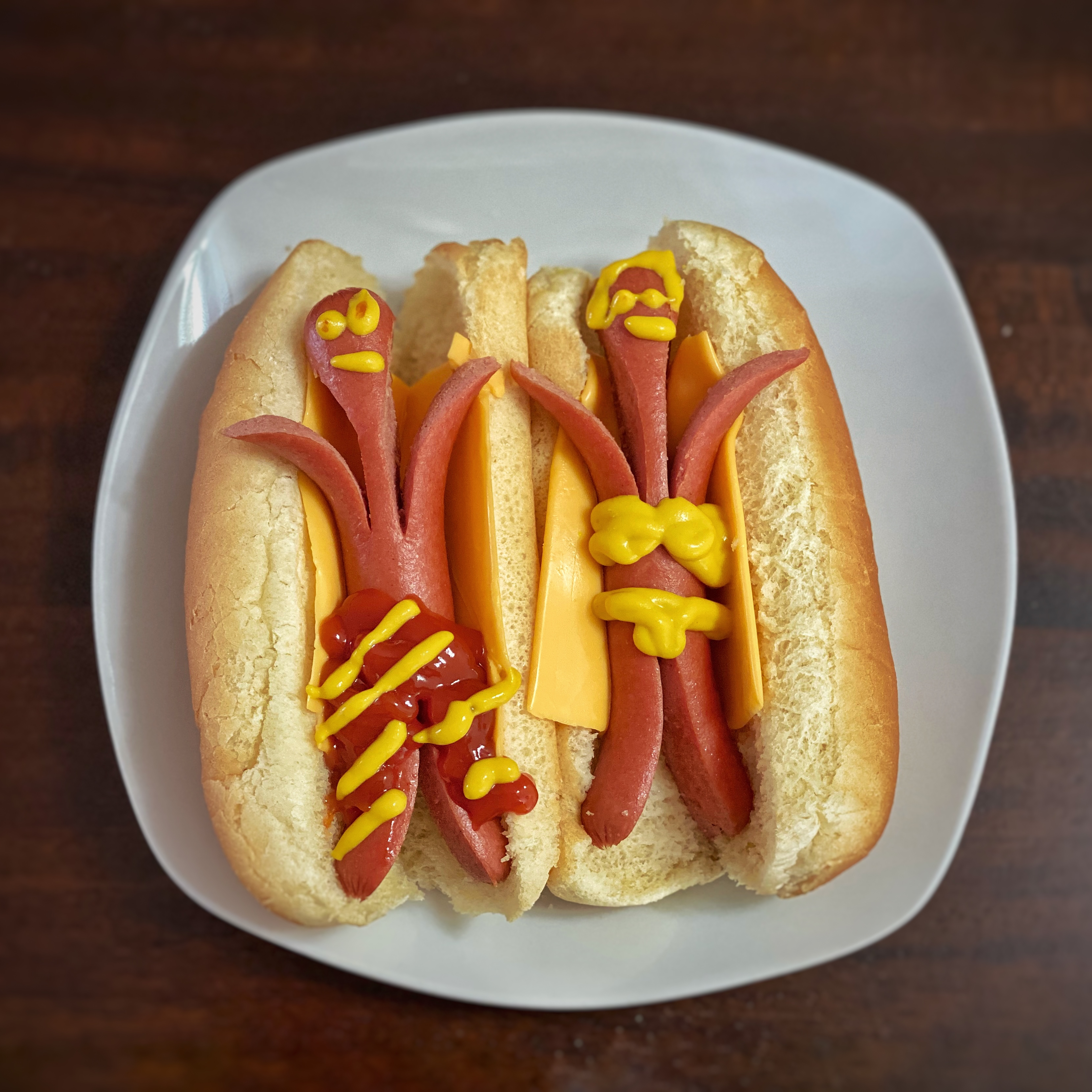 Hot Dog Men