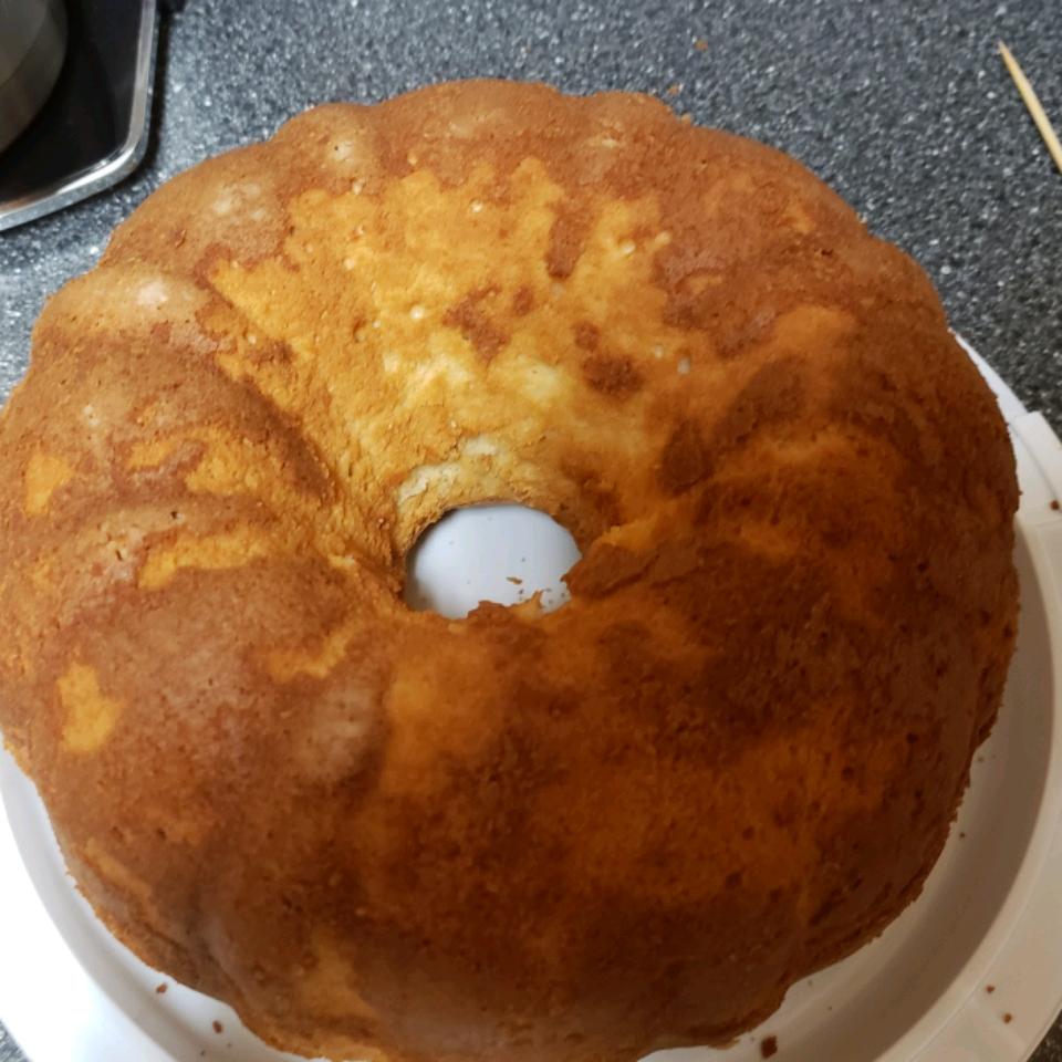 Grandma Ruby's Buttermilk Pound Cake Abiodun