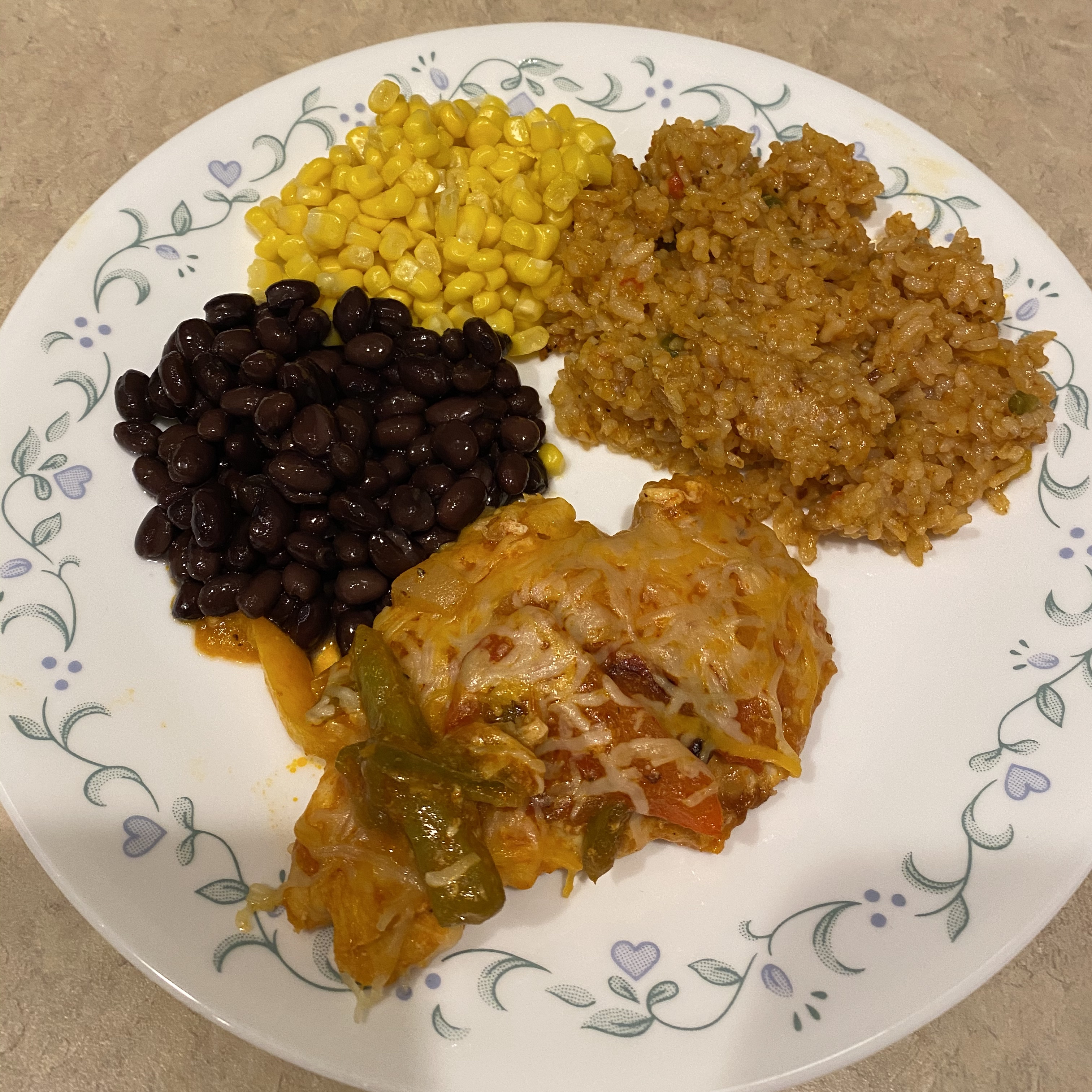 Pressure Cooker Salsa Lime Chicken and Rice