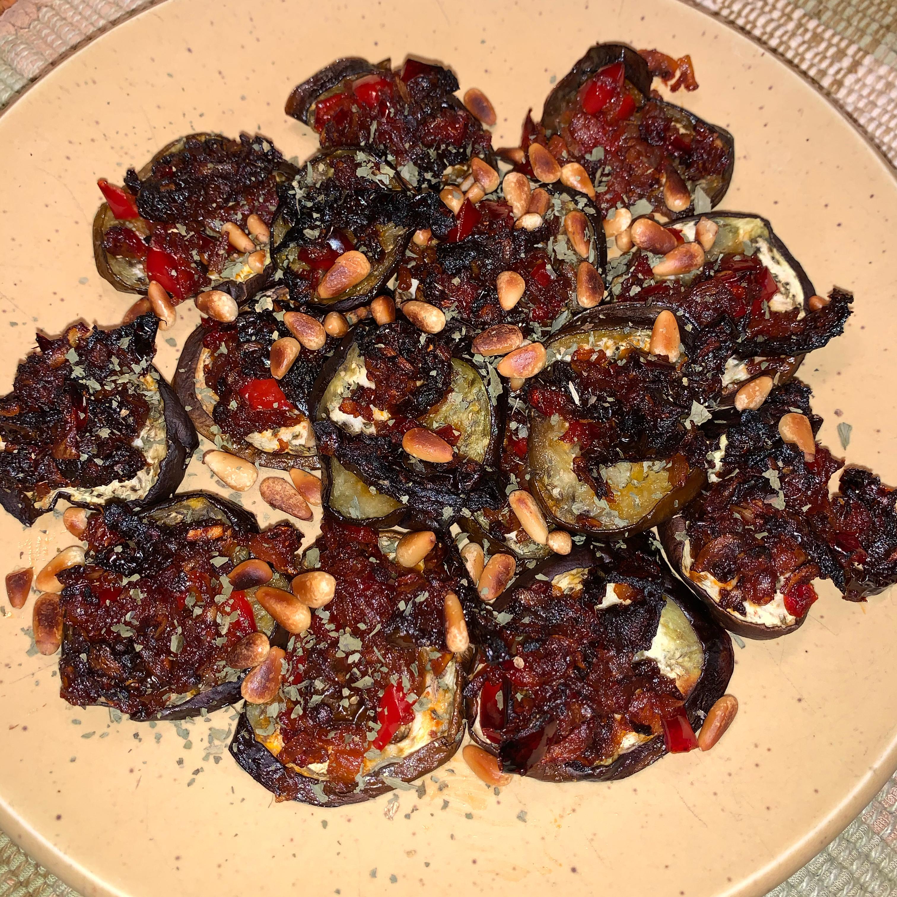 Vegan Turkish Baked Eggplant