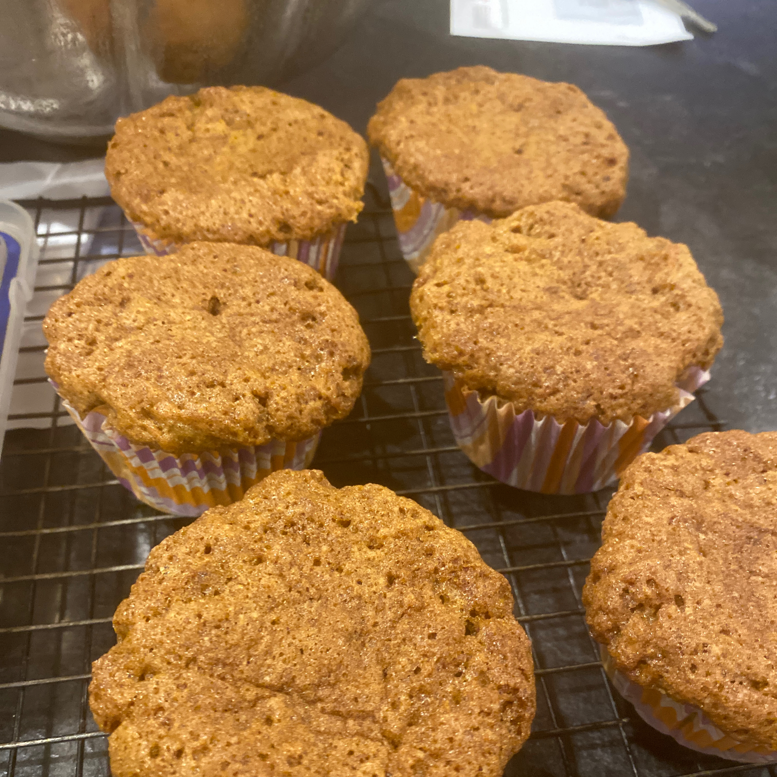 Fluffy Carrot Muffins with Cream Cheese Frosting Cara Corpieri