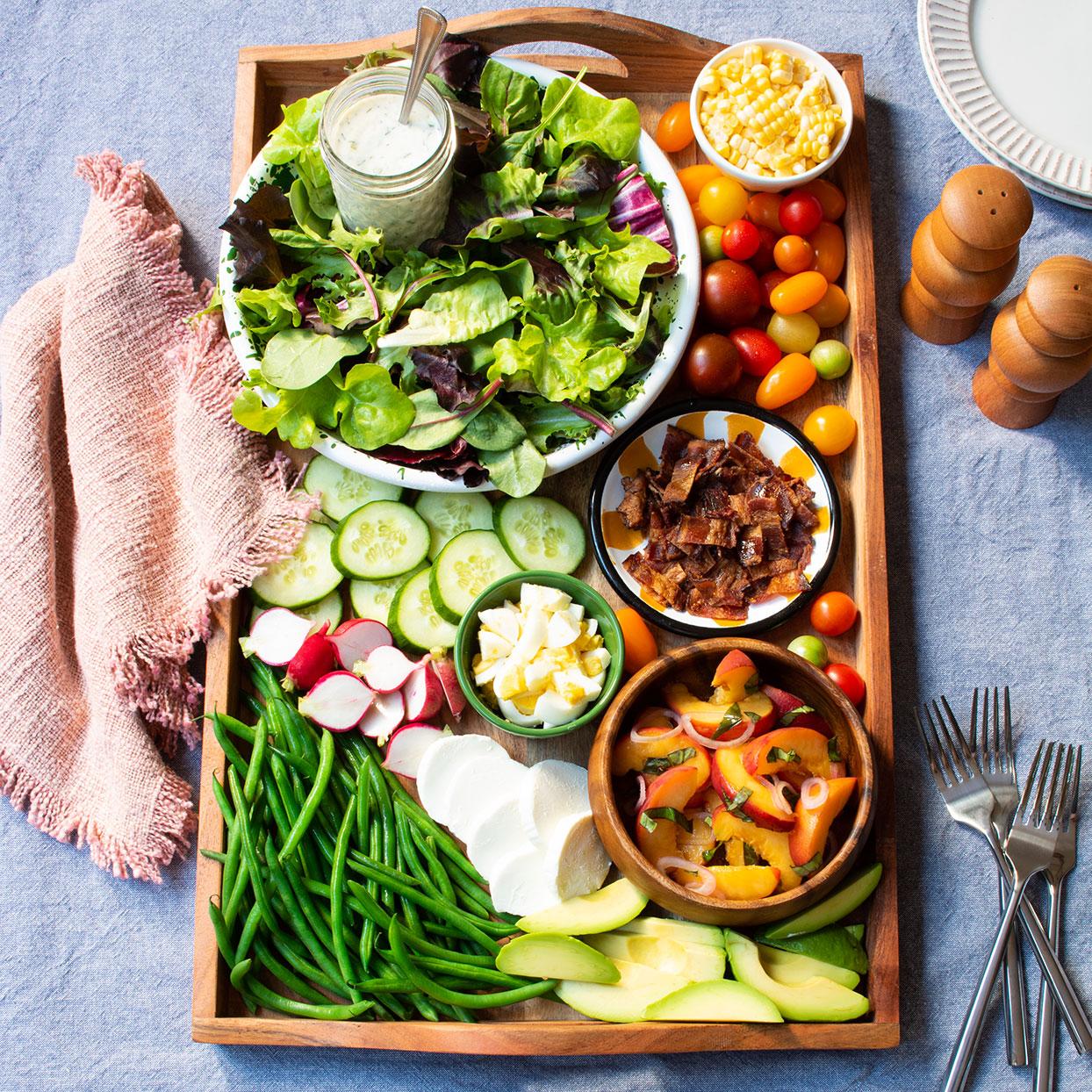 Summer Salad Board Allrecipes Trusted Brands