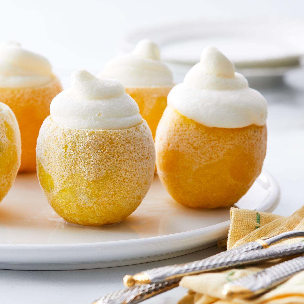 Lemon Frozen Yogurt Ripieno Trusted Brands