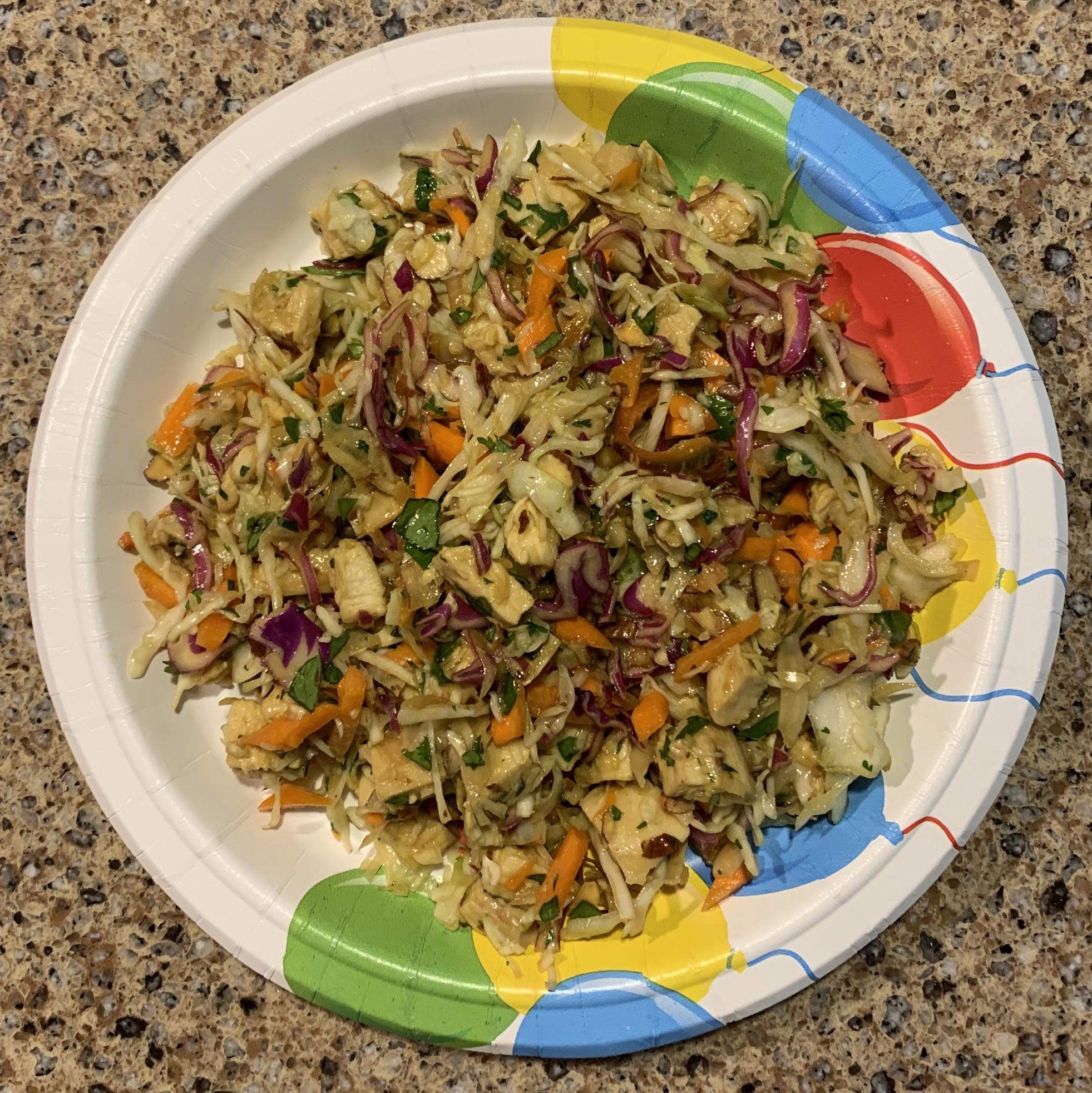 Amazing Asian Chicken Salad